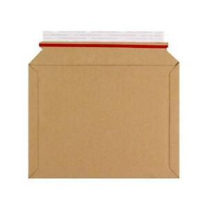 Book Mailers Envelopes C4 - 234MM x 334MM Cardboard Expanding Large Letter Rigid