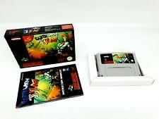 Super Nintendo Earthworm Jim [PAL] Complete SNES
