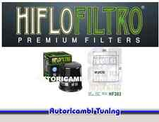 Filtro Aceite Moto Hiflo HF303 para Kawasaki Ex Ninja R 650cc Años 2013>2014