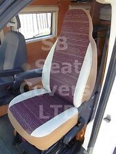 TO FIT A TALBOT EXPRESS MOTORHOME, SEAT COVERS, NEELAM MH-033, 2 FRONTS