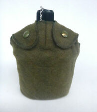 Woolen Canteen Cover - Early 1960's Vietnam - Un-Issued good quality Wool Cover