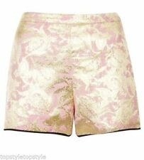 Topshop Polyester Hot Pants Shorts for Women