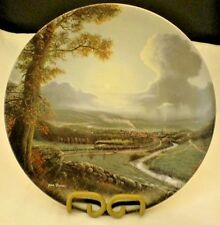 Jesse Barnes Distant Lights Collector Plate Pathways of the Heart Collection