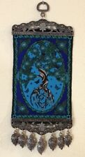 Tree of Life Mini Turkish Carpet Wall or Door Hanging!