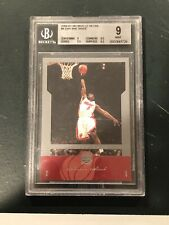 2004-05 Skybox LE Retail Dwyane Wade #4 BGS 9 MINT - 2nd Year RC - LOW POP!🔥📈
