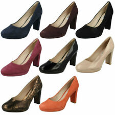 Patent Leather Court Narrow (2A) Heels for Women
