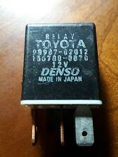 TOYOTA LEXUS FACTORY ORIGINAL RELAY OEM 90987-02012 BY DENSO 156700-0870 4 prong