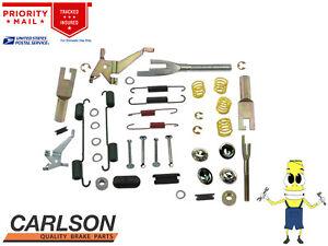 Complete Front Brake Drum Hardware Kit for Chrysler Executive Sedan 1984  R DRM