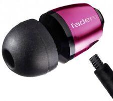 V-MODA Fader VIP Tuned auricolari in metallo-electro pink