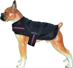 Waterproof Large Pet Dog Jacket Outdoor Rain Coat Reflective Safe Warm Raincoat