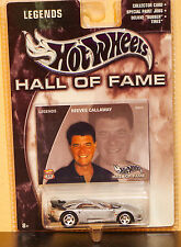 Hot Wheels Hall Of Fame Legends Reeves Callaway W/RR