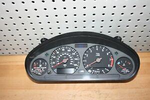 1999 BMW E36 M3 Instrument cluster speedometer gauge