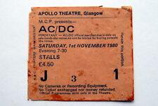 Glasgow Concert Tickets