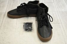 Globe Los Angered Casual Shoes - Men's Size 5 - Black NEW!