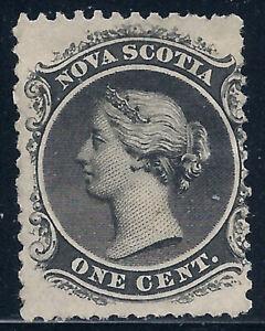 Nova Scotia Scott    8   Unused