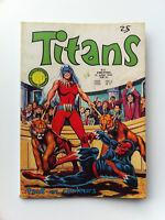Titans 3 Lug juillet 1976 Comics