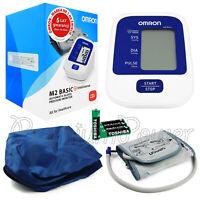 Omron M2 Basic Automatic Blood Pressure monitor Digital Upper arm HEM-7120