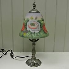 Kaldun & Bogle Glass Flower Lamp
