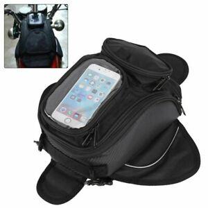 Magnet Motorrad Tanktasche Tankrucksack 4 Paket Tasche Handy Wasserdicht Sport