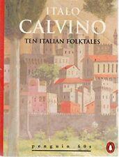 Ten Italian Folktales (Penguin 60s) by Calvino, Italo Paperback Book The Fast