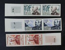 CKStamps: Algeria Stamps Collection Scott#250-252 Mint H OG