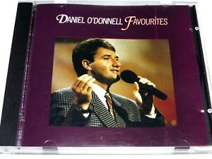 cd-album, Daniel O'Donnell - Favourites, 14 Tracks