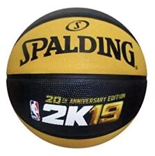 Ballon de basket jeu 2k19 neuf ps4 Xbox Playstation 20 th anniversary édition