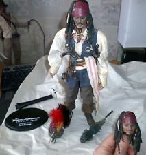 HOT TOYS MMS57 Jack Sparrow - cannibal king 1/6 figure. Rare