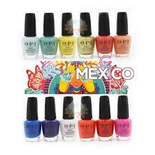 OPI Nail Lacquer Mexico City Spring 2020 Collection Full 12 pcs (No Display)