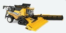 1/64 New Holland CR8.90 Combine w/Grain & Corn Heads Diecast Age 3+ ERT13940OTP