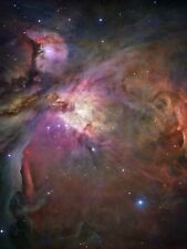 SPACE ORION NEBULA HUBBLE SPACE SCIENCE 12 X 16 INCH ART PRINT POSTER HP2564