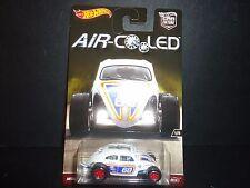 Hot Wheels Custom Volkswagen Beetle Air Cooled 1/64 DJF77-956H