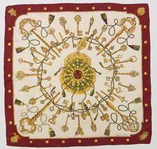 Authentique foulard Hermès