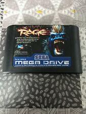 Primal Rage, Sega Mega Drive 1/2 (PAL-FR) TBE