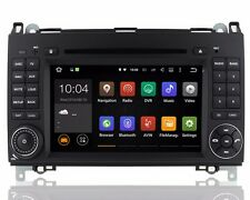 Android 7.1 CAR DVD GPS Player for Mercedes Benz Sprinter Vito B200 W169 W245 SD