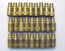 "Lot of 28 Brass Floor Lamp Swivels 1/8"" IPS threads NOS Lamp Parts. (LSP#2)"