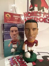 CORINTHIAN PROSTAR AS ROMA EMERSON PRO710 SEALED IN SACHET WITH CARD