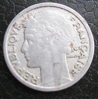 2 Franchi Morlon Repubblica Francese 1946  - n. 1069