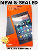 """Fire HD 8 Tablet (8"""" HD Display, 16 GB) 8th Generation - Black"""