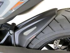 KTM 790 DUKE 18-19 Matt Black-Silver Mesh Hugger - Powerbronze