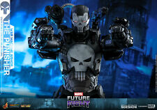 HOT TOYS VGM33D28:FUTURE FIGHT-THE PUNISHER WAR MACHINE DIE-CAST 1:6 Scale