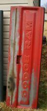 1981 1993  DODGE RAM D150 D250 TRUCK  PICKUP TAILGATE TAIL GATE OEM 340 360 426