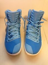 Men's NIKE Zoom Hyperdunk Athletic Sneakers, SZ18, Blue/White, 844368-443, 2016