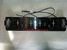 Kennzeichenhalter& 2 LED Kennzeichenleuchten & 3ter Bremsleuchte DC0,8 Anschluss