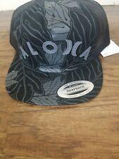 051c270b72d8f Hurley Snapback Hat Sig Zane Ululoa Aloha AR4207 Mesh Surfer Cap