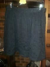 Ally Size 14 Womens Lace Skirt
