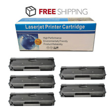 5 PK ML2165 HY Laser Toner for Samsung ML-2165W SCX-3405FW SCX-3405W SCX-3400F