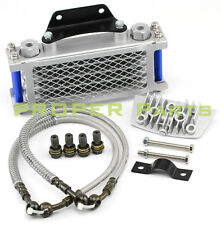 Oil Cooler Radiator Chinese Dirt Pit Bike Monkey Motorcycle 50cc 70 90 110cc