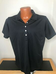 Womens Nike Golf Tour Performance S/S Polo/Golf Shirt Size Extra Large (XL)