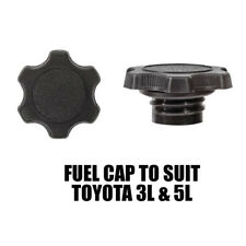 Engine Oil Cap to suit Toyota Hilux 3L & 5L Diesel Engines TOC510